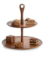 Skye tiered serving stand