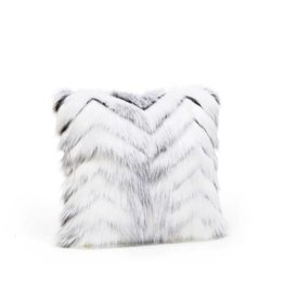 Crystal Fox Pillow 18""