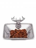 Elk Head Nut Bowl