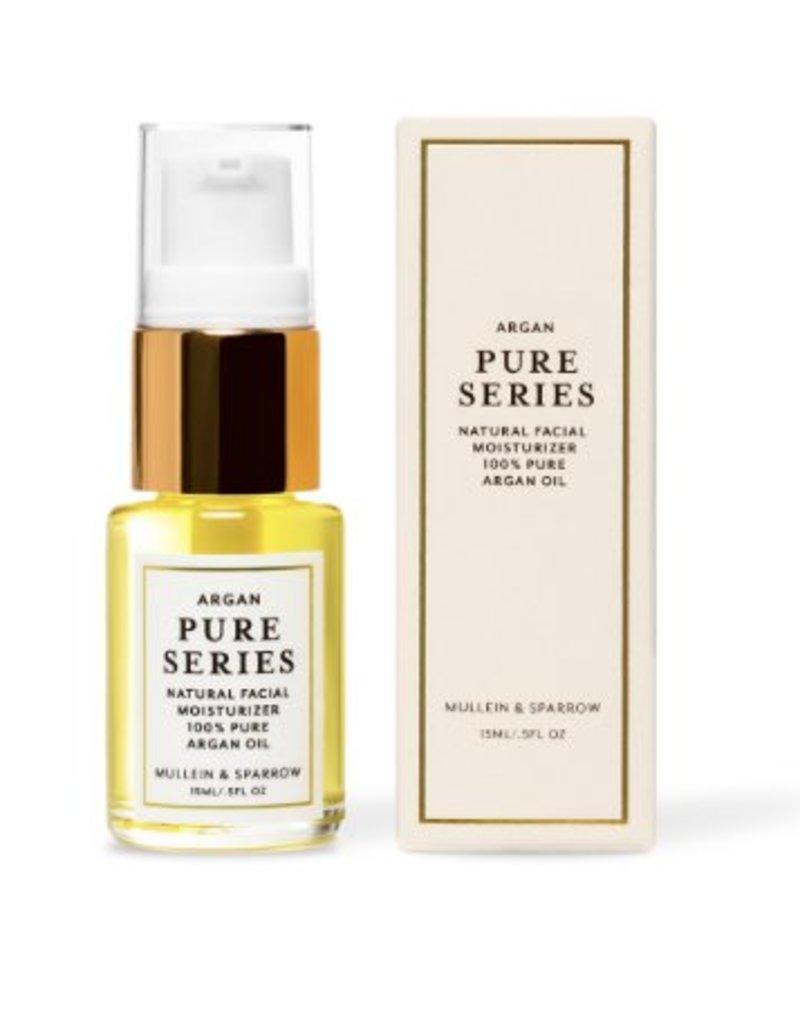 Mullein & Sparrow Pure Series Argan Oil