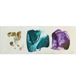 """Pendant"" Beth Winterburn Print 14"" x 6"""