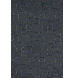 Panache Rug Charcoal  8x10