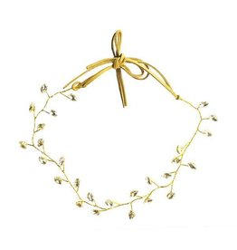 HOH Gold Crystal Tie