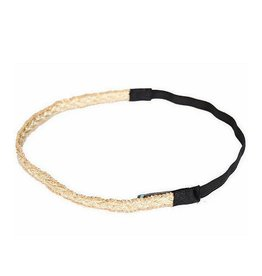 HOH Gold Braid Headband
