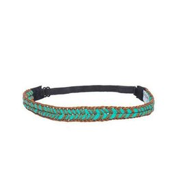 HOH Teal Braid Headband