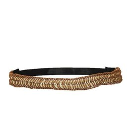 HOH Camel Braid Headband