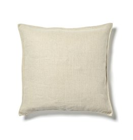 "Napoli Vintage Natural Pillow 20"""