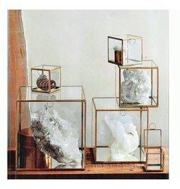 Mirror Brass Box
