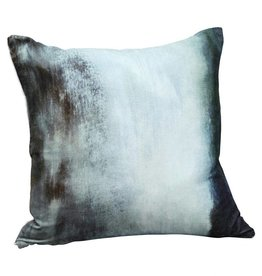 Mirky Water Velvet Pillows 25x25