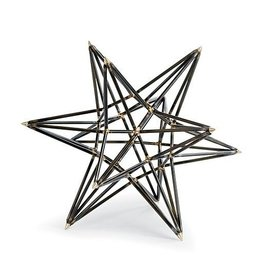 Trellis Star Large