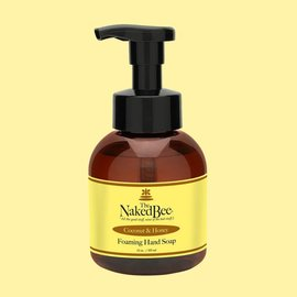 Naked Bee Foaming Soap - Coconut & Honey