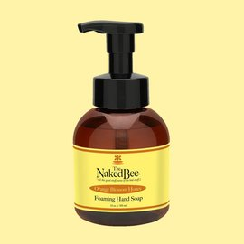 Naked Bee Foaming Soap - Orange Blossom Honey