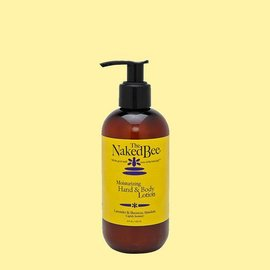 Naked Bee Lotion - Lavender & Beeswax Absolute