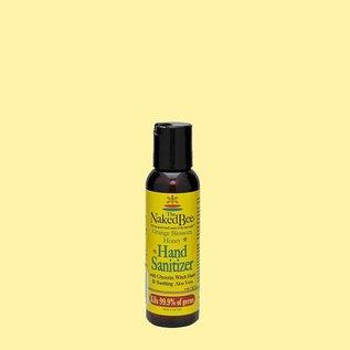 Naked Bee Hand Sanitizer - Orange Blossom Honey