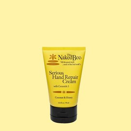 Naked Bee Hand Repair Cream - Coconut & Honey