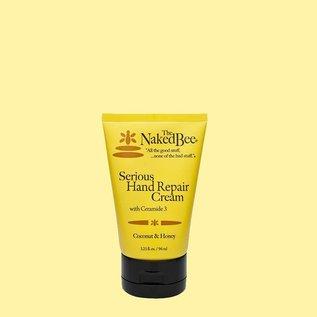 Naked Bee Hand Repair Cream - Coconut & Honey