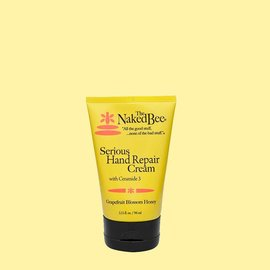Naked Bee Hand Repair Cream - Grapefruit Blossom Honey