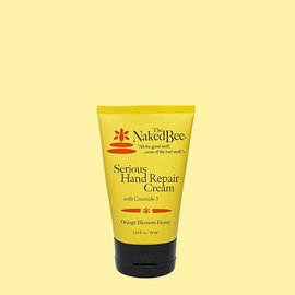 Naked Bee Hand Repair Cream - Orange Blossom Honey