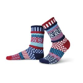 SOLMATE  SOCKS Stars & Stripes