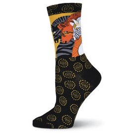 Laurel Burch Wild Horses socks
