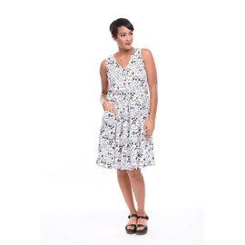 TULIP POPPIE DRESS - Bouquet
