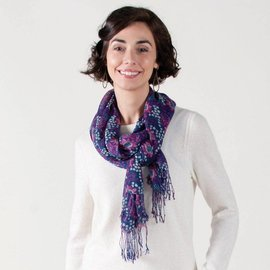 GRACIE BERRY SCARF