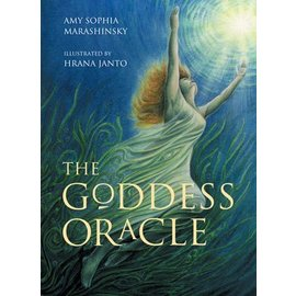 GODDESS ORACLE DECK AND BOOK