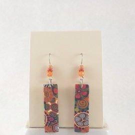 Kate's Polymer Earrings - #25