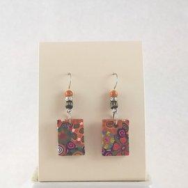Kate's Polymer Earrings - #15