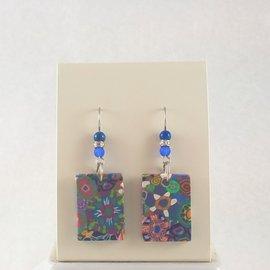 Kate's Polymer Earrings - #21