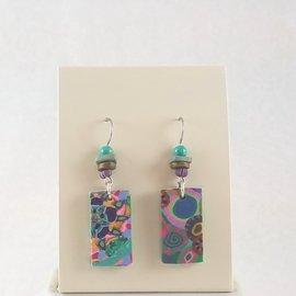 Kate's Polymer Earrings - #10
