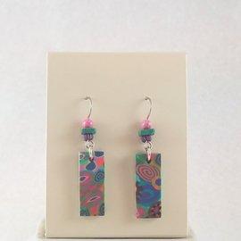 Kate's Polymer Earrings - #4