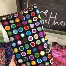 One Of A Kind Handmade Item Useful Little Bag - POLKA DOTS