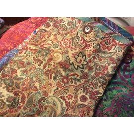One Of A Kind Handmade Item Useful Little Bag - TAN TURKISH DELIGHT