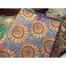 One Of A Kind Handmade Item Useful Little Bag - KATE'S MANDALAS