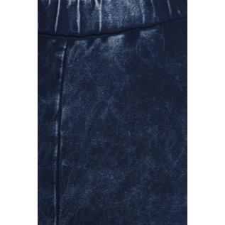 MINERAL WASH LEGGINGS BLUE GREY