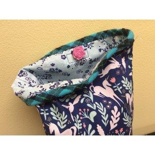 One Of A Kind Handmade Item Useful Little Bag - UNICORN GARDEN