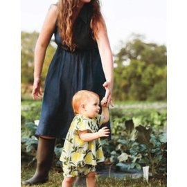 MILKBARN ORGANIC COTTON MILKBARN DRESS BLOOMER SET
