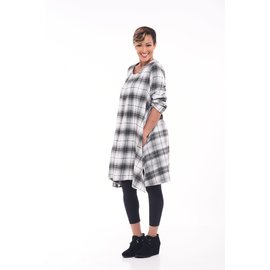 TULIP FRANNY - PLAID FLANNEL