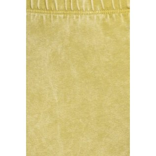 MINERAL WASH BELL BOTTOM - Pear