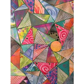 KATE Kate's Art Class Wednesday October 16th  - Patchwork Paper