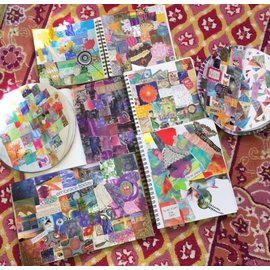 KATE Kate's Art Class SATURDAY OCT 19  - Patchwork Paper