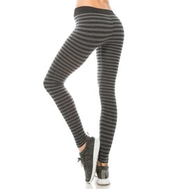 STRIPE LEGGINGS - one size