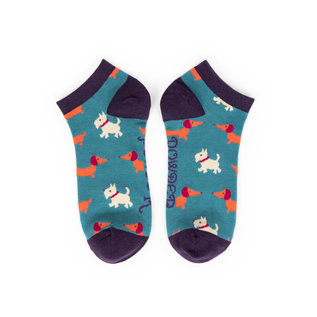 POWDER DOGS ANKLE SOCKS