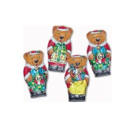 HOLIDAY MILK CHOCOLATE BEARS