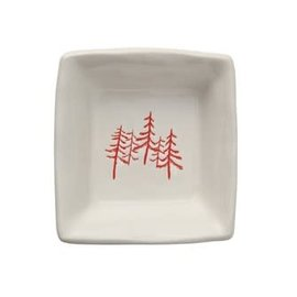 LITTLE TREES DISH