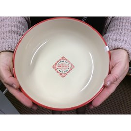 COME AS YOU ARE - AMERICA SERVING DISH
