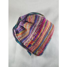 KAMALA DESIGNS HAND KNIT ORACLE CARD POUCH #8