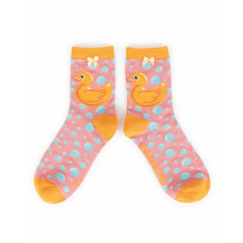 POWDER RUBBER DUCK SOCKS