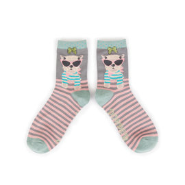 POWDER SUNGLASSES WESTIE SOCKS